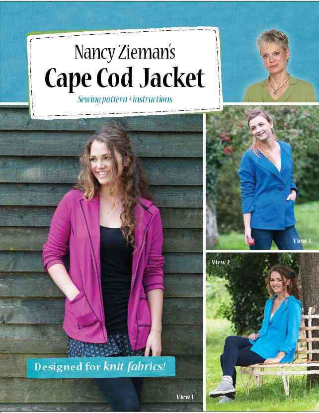Cape Cod Jacket By Zieman, Nancy